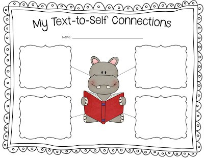Text To Self Connections And Little Freebie Susan Jones