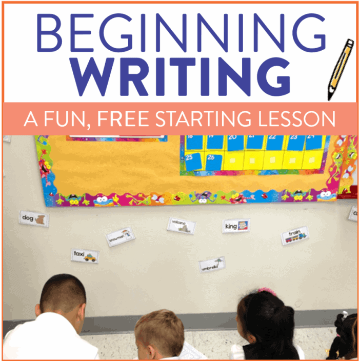 Premise Indicator Words: Let's Start Writing!