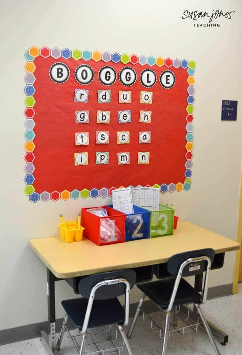 First Grade Classroom Setup And Decor With Lots Of Pictures