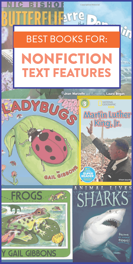 These are some of my favorite read alouds to use when teaching nonfiction in a primary classroom! We go through the nonfiction text features and explore different types of nonfiction like narrative nonfiction and biographies. Head on over to the post to read about how I use each book!