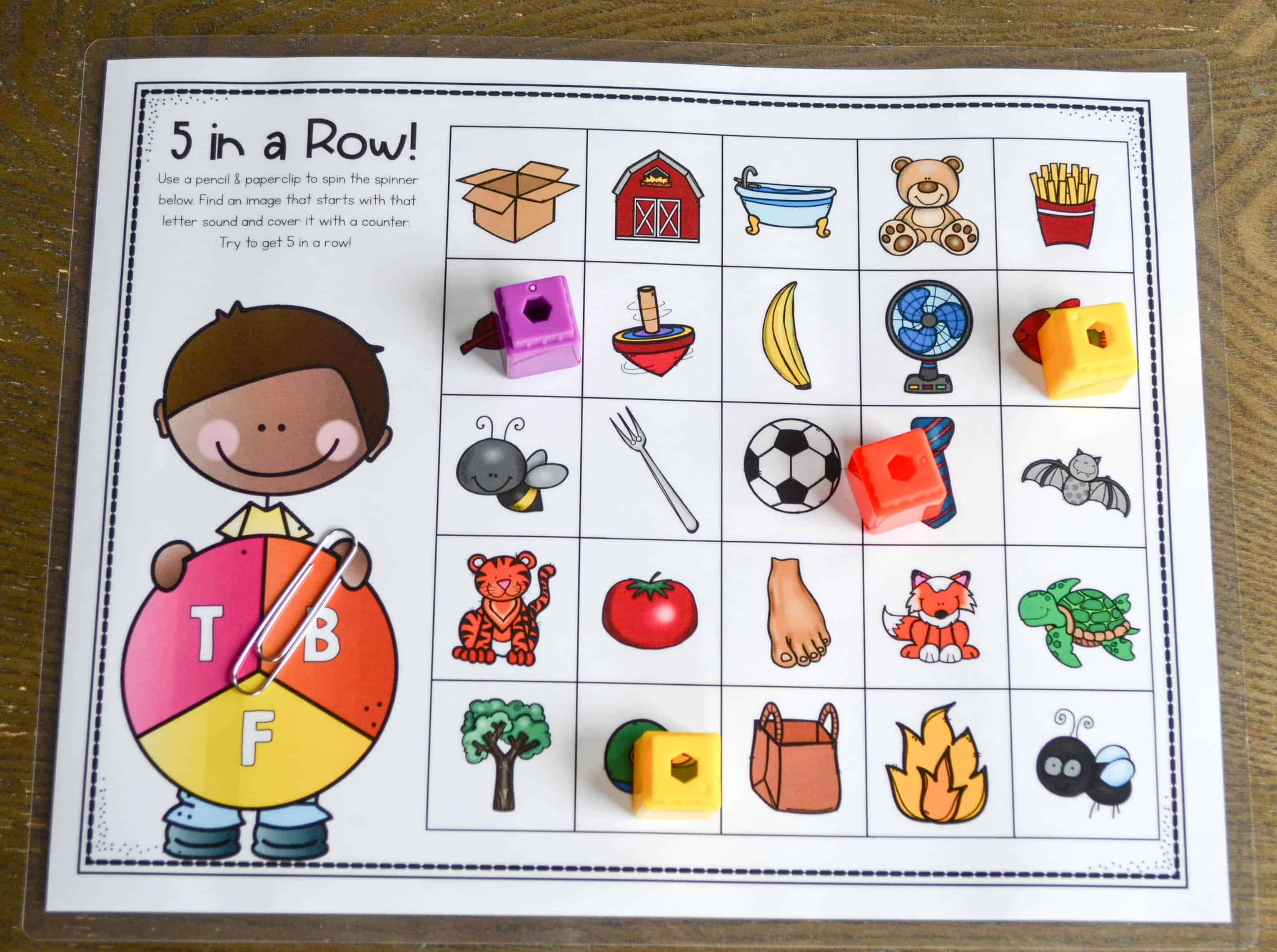Letter Sounds and Recognition Phonics Games | for the kids ...