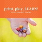 Print, Play, LEARN