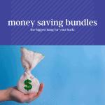 $$ Saving Bundles